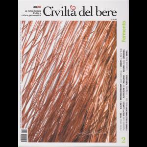 Civilta'  del bere - n. 6 - trimestrale - 20/5/2020 -