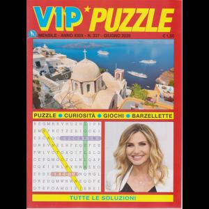 Vip Puzzle - n. 337 - mensile - giugno 2020 -