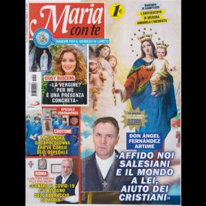 Maria con te -n. 21 - 24 maggio 2020 - settimanale
