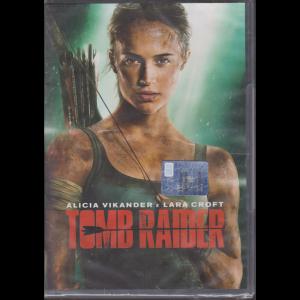 I Dvd Fiction Sorrisi 2 - Tomb raider - n. 15 - aprile 2019 - settimanale