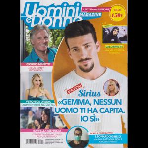Uomini e Donne Magazine - n. 11 - settimanale - 22 maggio 2020