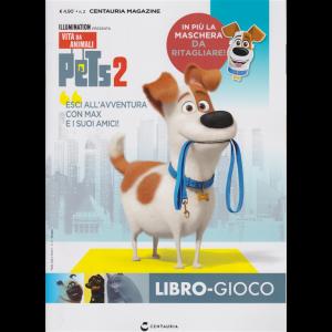 Illumination presenta Vita da animali Pets 2 - n. 2 -  Libro-gioco - maggio 2020