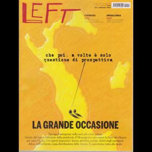 Left Avvenimenti - n. 21 - 22 maggio 2020 - 28 maggio 2020 - settimanale