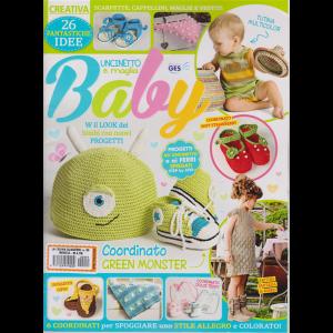 La Cruna Quaderni - Baby uncinetto e maglia - n. 55 - mensile - 26 fantastiche idee