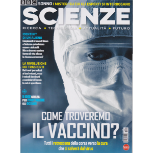 Scienze - n. 80 - maggio - giugno 2020 - bimestrale