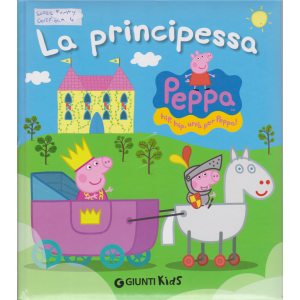 La principessa Peppa - n. 2 - 15/5/2020 - bimestrale - copertina rigida
