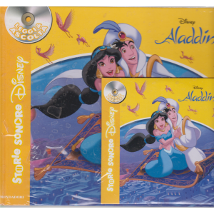 I Libri di Sorrisi - n. 31 - Aladdin -2/11/2018 - settimanale - copertina rigida