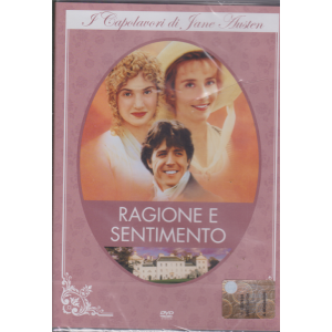I Dvd Di Sorrisi Col 3 - Ragione E Sentimento - n. 8 - 12/2/2019 -