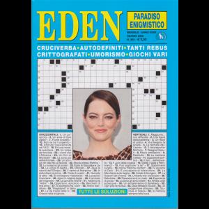 Eden - Paradiso enigmistico - n. 363 - mensile - giugno 2020 -