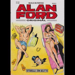 Alan Ford - Gitarella con delitto - n. 612 - mensile -
