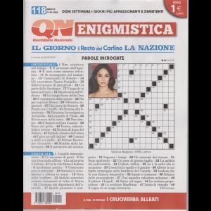 Enigmistica - n. 118 - 1/6/2020 - settimanale