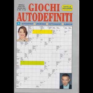 Giochi Autodefiniti - n. 288 - mensile - giugno 2020