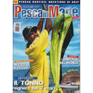 Pesca In Mare - n. 6 - mensile - giugno 2020 -