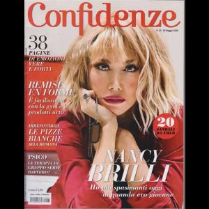 Confidenze - n. 23 - 26 maggio 2020 - settimanale