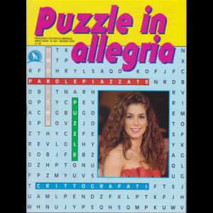 Puzzle In allegria - n. 324 - mensile - giugno 2020 -
