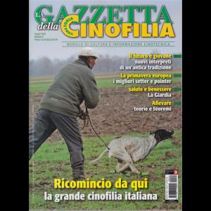 La gazzetta della cinofilia venatoria - n. 6 - giugno 2020 - mensile