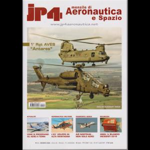 Jp4 - Mensile di Aeronautica e Spazio - n. 6 - giugno 2020 -