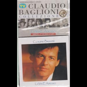 Gli speciali musicali di Sorrisi n. 9 - 2 aprile 2019 - Claudio Baglioni collezione - nona uscita - la vita è adesso - libretto + 9° cd