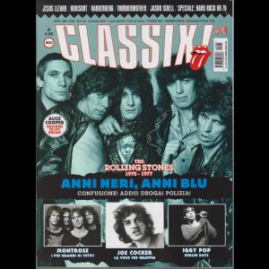Classix - The Rolling Stones 1 - n. 63 - giugno - luglio 2020 - bimestrale