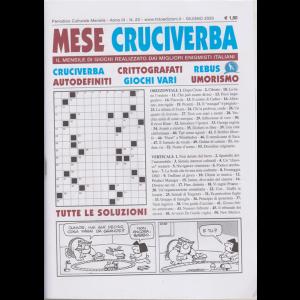 Il Mese Cruciverba - n. 23 - mensile - giugno 2020