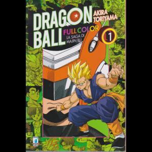 Dragon Ball Full Color - La Saga Di Majin Bu 1 - n. 27 - mensile - aprile 2020 - edizione italiana