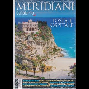 Meridiani - Calabria - Tosta e Ospitale - n. 255 - bimestrale - giugno 2020