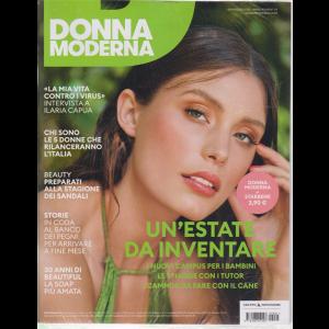 Donna Moderna + Starbene - n. 24 - settimanale - 28 maggio 2020 - 2 riviste