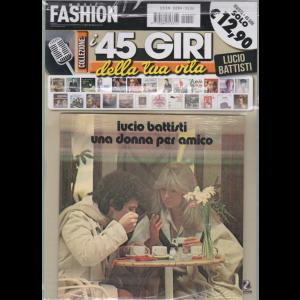 I 45 giri della tua vita - Lucio Battisti - Una donna per amico - n. 3 - maggio - giugno 2020