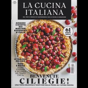 La cucina italiana - n. 6 - mensile - giugno 2020 -