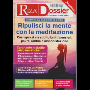 Riza Dossier - n. 24 - bimestrale - giugno - luglio 2020 -