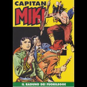 Capitan Miki - n. 8 - Il raduno dei fuorilegge - settimanale -