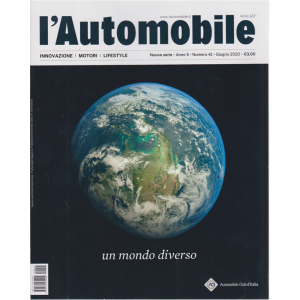 L'automobile - n. 41 - nuova serie - giugno 2020