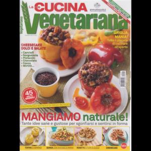 Abbonamento Cucina Vegetariana (cartaceo  bimestrale)
