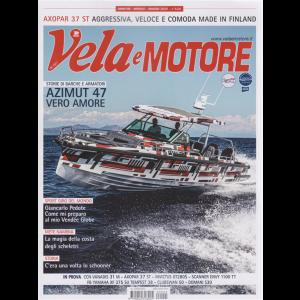 Vela e motore - n. 5 - mensile - maggio 2020 -