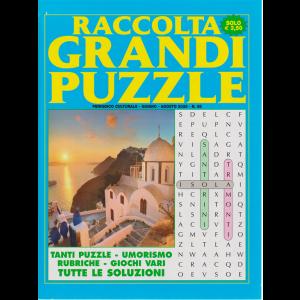 Raccolta Grandi Puzzle - n. 85 - giugno - agosto 2020 -