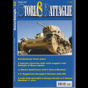 Storia &  Battaglie - n. 212 - maggio 2020 - mensile