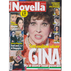 Novella 2000 - n. 23 - settimanale - 27 maggio 2020