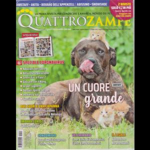 Quattro Zampe - n. 151 - giugno 2020 - + Viaggiare con Quattrozampe - 2 riviste -