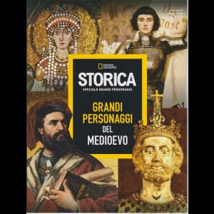 National Geographic Storica - Speciale grandi personaggi - Grandi personaggi del Medioevo - n. 2 - giugno 2020 - trimestrale