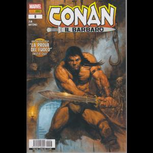 Conan il barbaro - n. 8 - bimestrale - 28 maggio 2020 -