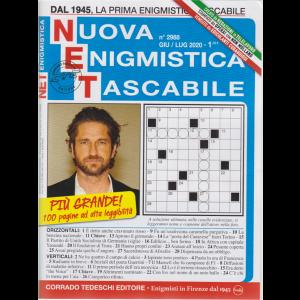 N.E.T. - Nuova enigmistica tascabile - n. 2988 - giugno - luglio 2020 - bimestrale -