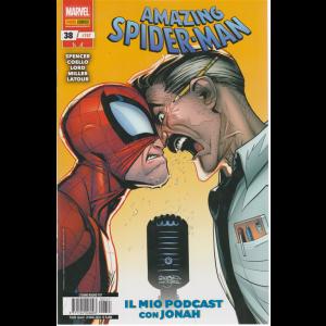 L'Uomo Ragno - Amazing Spider-Man - n. 747 - Il mio podcast con Jonah - quindicinale - 28 maggio 2020 -