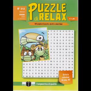 I Puzzle di Relax - n. 312 - mensile - giugno 2020