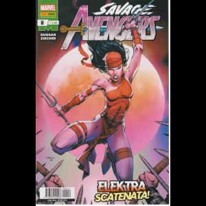 Avengers - n. 8 - Elektra scatenata! - mensile - 28 maggio 2020