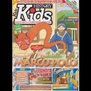 Bbc History Kids - n. 1 - mensile - 26/5/2020 -