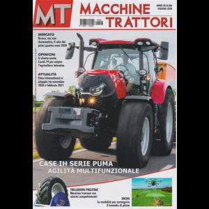 Macchine Trattori - n. 206 - giugno 2020 - mensile