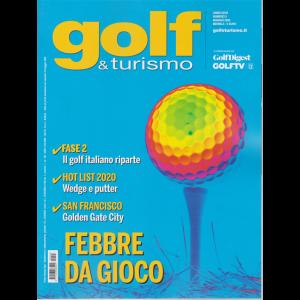 Golf & Turismo - n. 3 - maggio 2020 - mensile