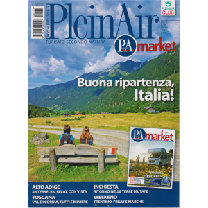 Plein Air market - n. 575 - mensile - giugno 2020