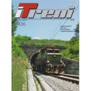 I treni - n. 436 - mensile - giugno 2020