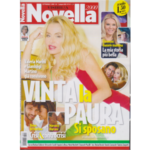 Novella 2000 - n. 24 - settimanale - 3 giugno 2020